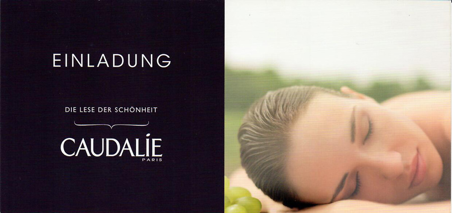 Caudalie Spa-Tag