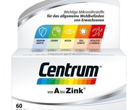 Centrum A bis Zink