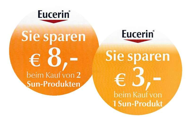 Eucerin Sun-Aktion