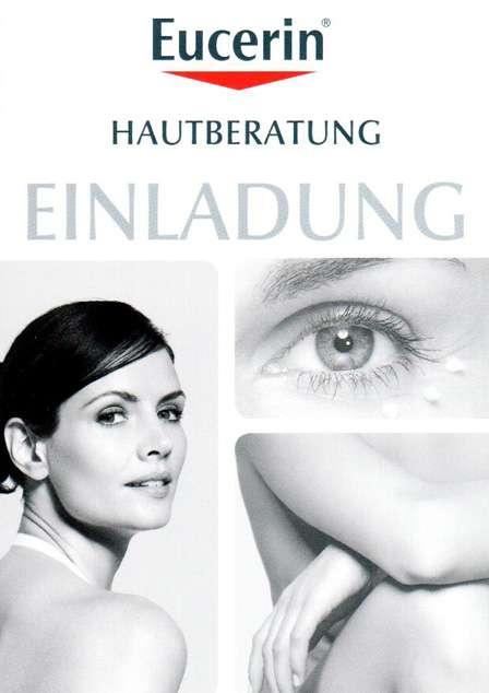 EUCERIN HAUTBERATUNG