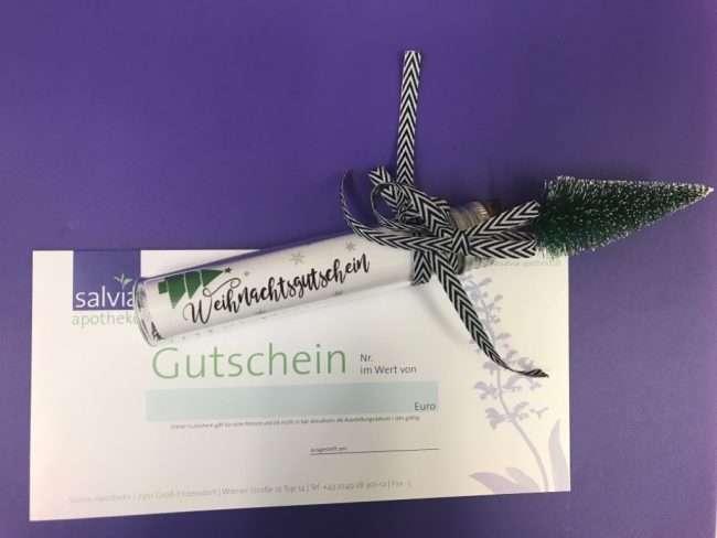 GESCHENKIDEE – Gutschein für Ihre Apotheke