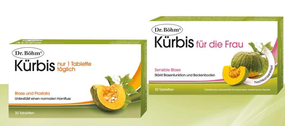 Dr. Böhm Kürbis-Aktion