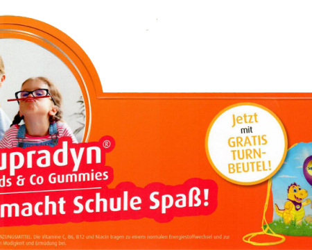 Supradyn Kids & Co Gummies