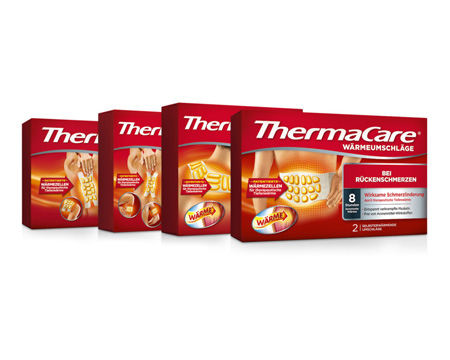 Thermacare Aktion